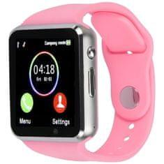 Smartomat Squarz 1, smartwatch (inteligentny zegarek)