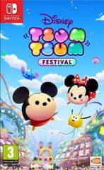 Namco Bandai Games Disney Tsum Tsum Festival igra, Switch