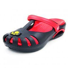 Detské clogsy FLAMEshoes D-3003 čierne