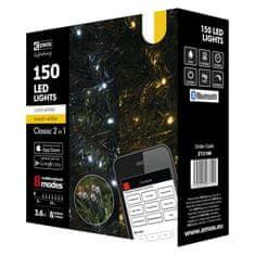 Emos božične lučke, 150 LED, 12 m, z aplikacijo