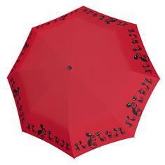Doppler Női összecsukható teljesen automatikus esernyő Fiber Magic Cats 7441465C02