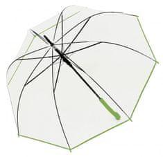 Doppler Dámsky palicový vystreľovací dáždnik Hit Long Automatic transparent Glocke 77354B 04
