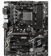 MSI B450-A pre MAX - AMD B450