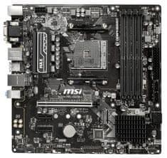 MSI B450M pre-VDH MAX - AMD B450