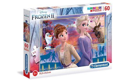 Clementoni Frozen 2 sestavljanka, 60 kosov (25387)