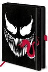 Venom Luxusní zápisník A5 Marvel - Venom