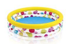 INTEX Bazén INTEX 58439 nafukovací dětský COLOR WAVE