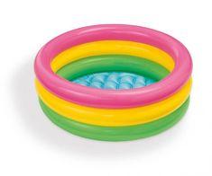 INTEX 57107 duhový bazének 61x22 cm