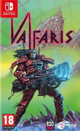 Merge Games Valfaris igra, Switch