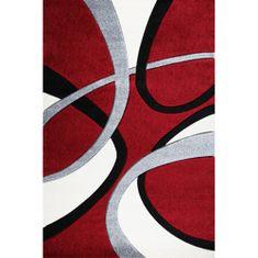 Jutex Koberec Nairobi 094 červená červená
