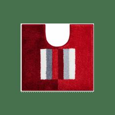 Jutex Capricio WC rubínová 1045, Rozmery 0.60 x 0.55