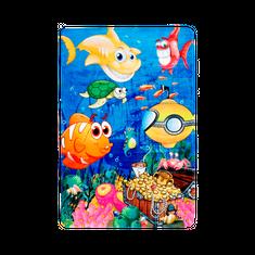 Jutex Detský koberec Fairy Tale 638 Under the sea, Rozmery 1.50 x 1.00