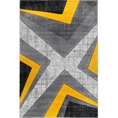 Jutex Koberec Warner 1180A žltý