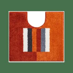 Jutex Capricio WC pomarančová 1081, Rozmery 0.60 x 0.55