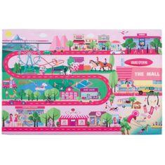 Jutex Detský koberec Torino Kids glamour NV, Rozmery 1.20 x 0.80