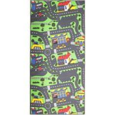 Jutex Detský koberec s obšitím