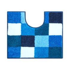Jutex Bona WC Modrá 006001280, Rozmery 0.60 x 0.50