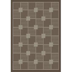Jutex Koberec Taverna 7787/P609 coffee brown wool
