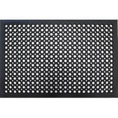 Jutex Rohož Ringo čierna 0.90 x 0.60