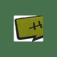 Jutex Cartoon Hello 018 zelená, Rozmery 0.70 x 0.40