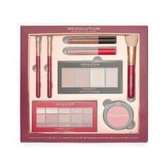 Makeup Revolution Darčeková sada dekoratívnej kozmetiky Re-Loaded Collection