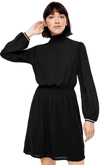 Q/S designed by dámske šaty 41.911.82.2538 34 čierna