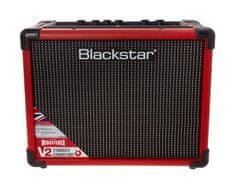 Blackstar ID:Core Stereo 10 V2 London Red Limited Edition Gitarové modelingové kombo