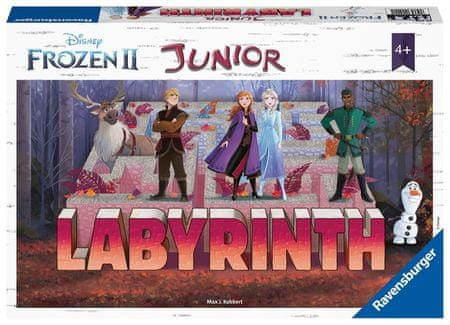 Ravensburger 204991 Labyrinth Junior Disney Jégvarázs 2