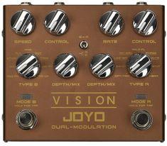 Joyo R-09 VISION Gitarový efekt