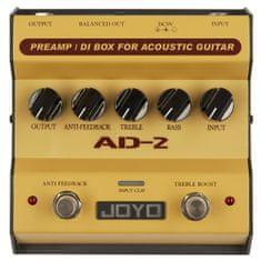 Joyo Acoustic guitar DI Gitarový predzosilňovač