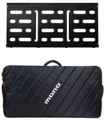 Mono Pedalboard Large Black + Pro Accessory Case 2.0 Pedalboard