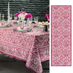 Beauvillé Saint-Tropez růžový běhoun 50x150 cm, Beauvillé