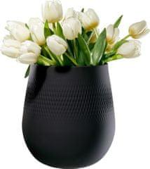 Villeroy & Boch Collier noir Váza Carre No.1, Villeroy & Boch