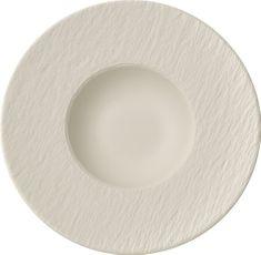 Villeroy & Boch Manufacture Rock Blanc Těstovinový talíř
