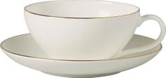 Villeroy & Boch Anmut Gold čajový šálek a podšálek Produkt: Šálek s podšálkem
