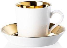 Arzberg TRIC SUNSHINE Espresso šálek a podšálek