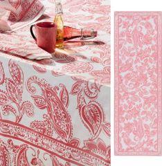Beauvillé DINER EN VILLE růžový běhoun 50x150 cm, Beauvillé KONČÍ!!!