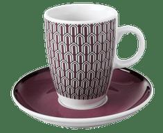 Seltmann Weiden Flamenco Kávový šálek 0.23 ltr. a podšálek 15 cm
