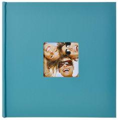 Walther Samolepicí fotoalbum Fun modré