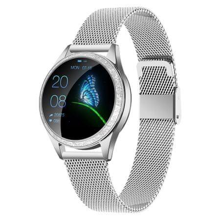 ARMODD Candywatch Crystal, srebrna