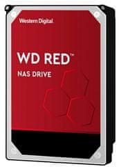 WD Red 6 TB, SATA 6 Gb/s, IntelliPower, 256 MB tvrdi disk