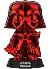 Figúrka Star Wars - Red Chrome Darth Vader (Funko POP! Bobble-Head)
