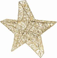 Retlux RXL 327 blještava zvijezda 20 LED, 40 cm
