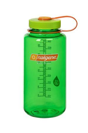 Nalgene Wide Mouth steklenička, 1000 ml, svetlo zelena