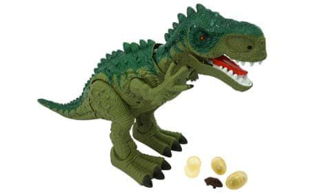Unikatoy Dinozaver + jajca, 50 cm (25355)