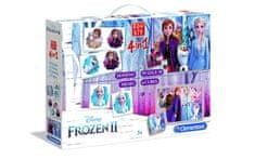 Clementoni Edukit 4 v 1 igre, Frozen 2 (18059)