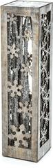 Retlux dekoracja świąteczna RXL 351 kolumna - płatki śniegu CW 30LED