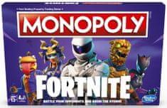 HASBRO gra Monopoly Fortnite, wersja angielska