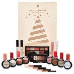 Adventní kalendář dekorativní kosmetiky (Advent Calendar)