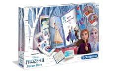 Clementoni Frozen 2 dnevnik (18518)